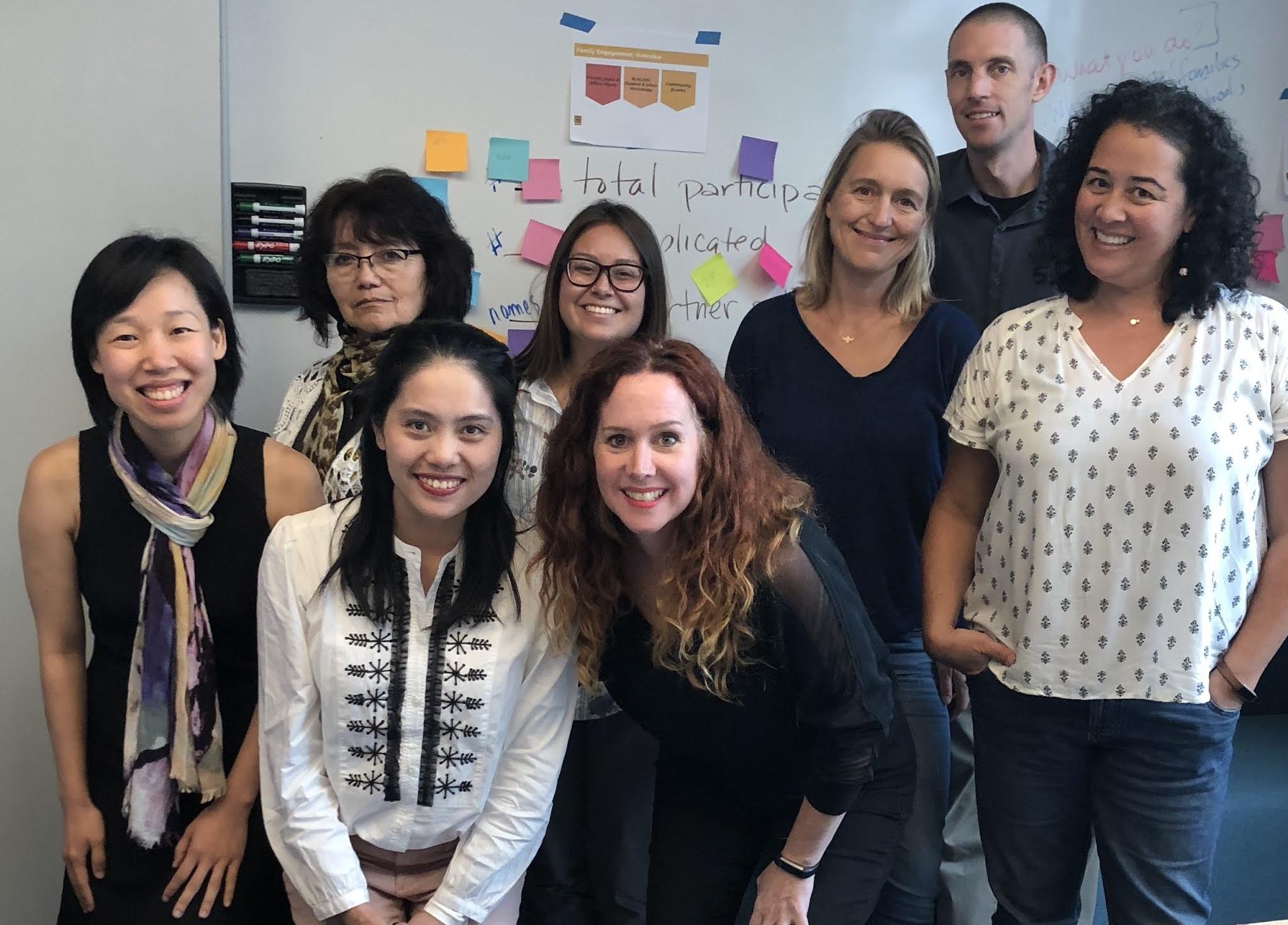 Members of the PPS-SF team!