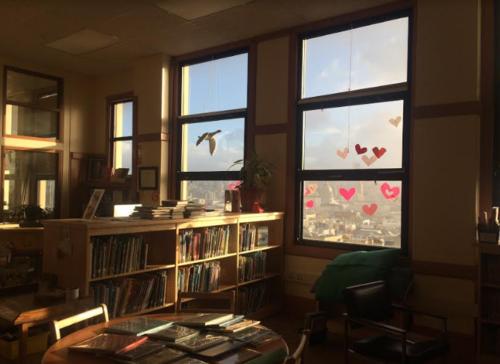 John Muir's library