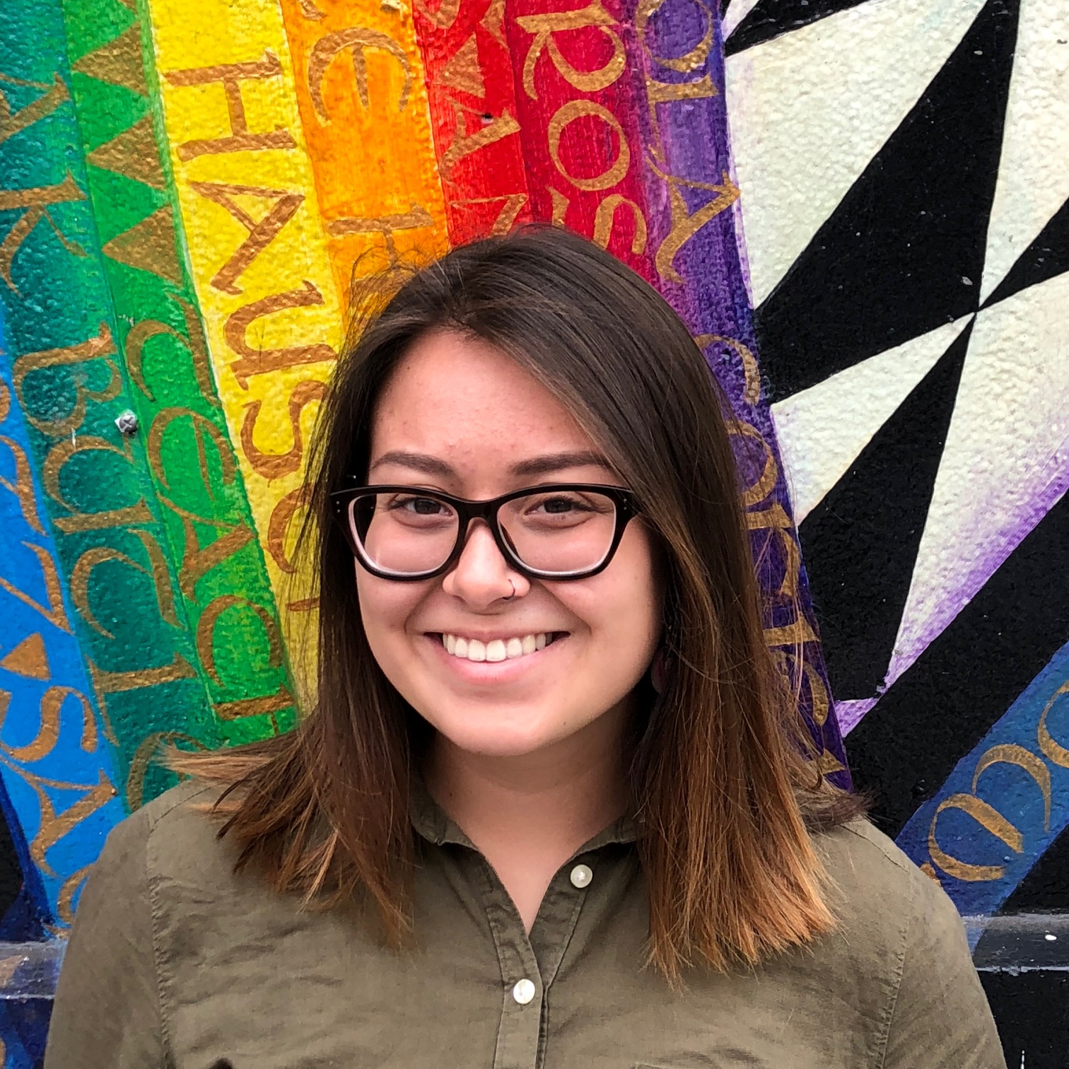 Our AMAZING Volunteer Coordinator and AmeriCorps VISTA member Kiara Quintanar!