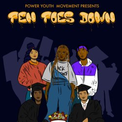 """Power Youth Movement Conference theme this year is """"Ten Toes Down"""""""