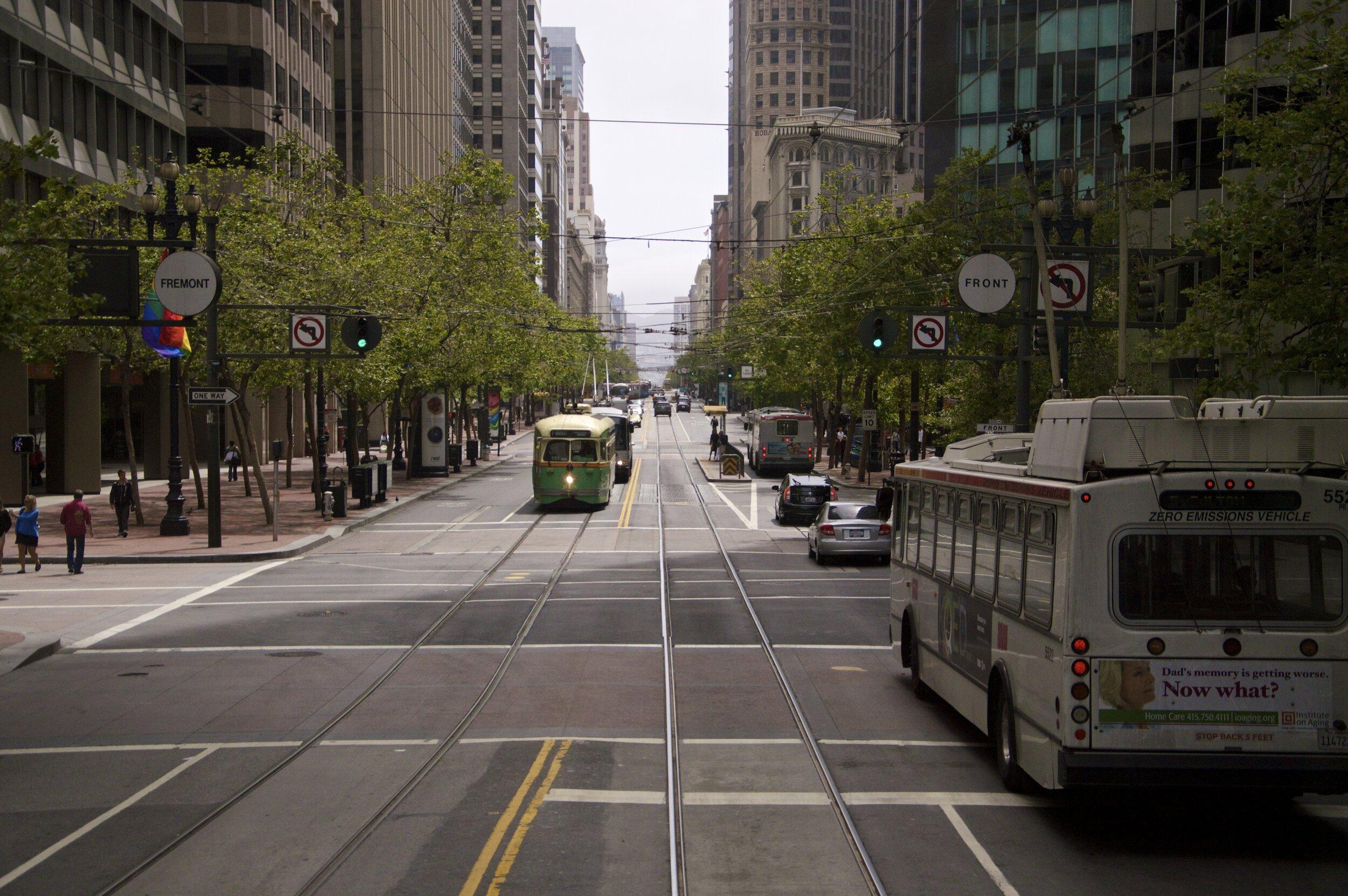 Tip: Take public transit (or a bike!)