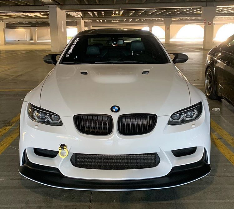 BASE Vision System Kit F80/F82 (2018+up, Xenon Only), E82