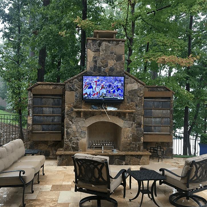 Outdoor TV - Source: Sunbrite TV