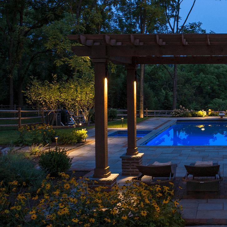 Outdoor Lighting. Source: Coastal Source