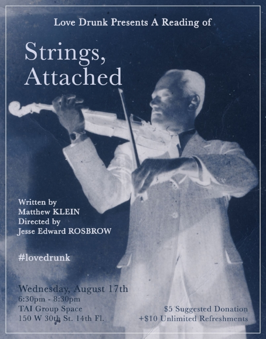 Strings, Attached - Reading