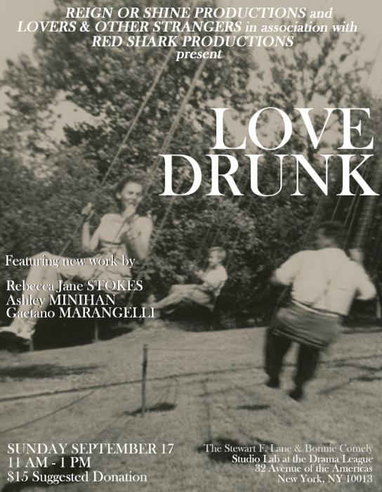 Love Drunk Series 12