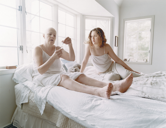 Injections in Bed, 09 March 2003