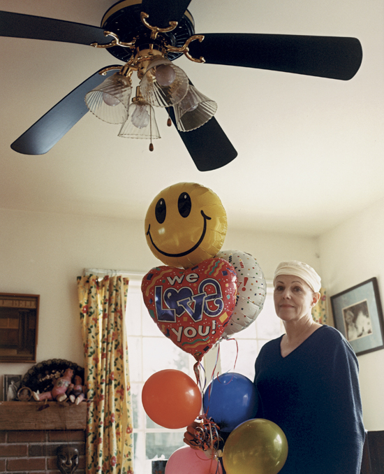 Balloons, 09 March 2003
