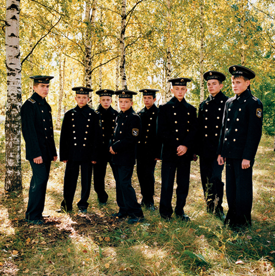 Young Cadets, Russia, 2004
