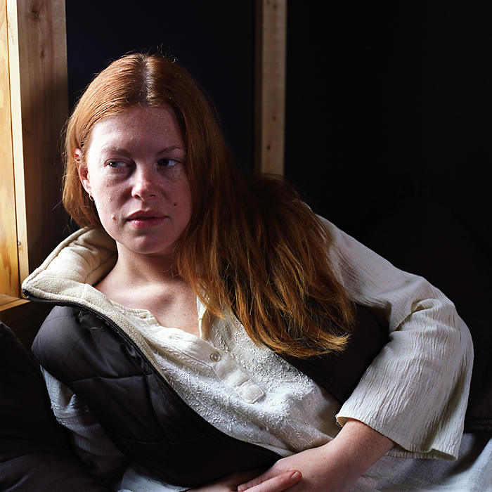 Lynne, from the series The Idea of North