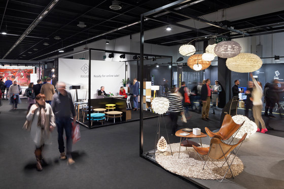 IMM Cologne, innovative international stands