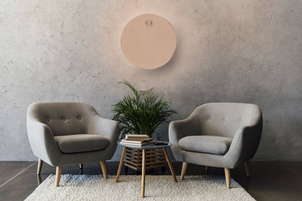 Iscar, wall lamp giving life to an enchanting creative balance between different dimensions of light