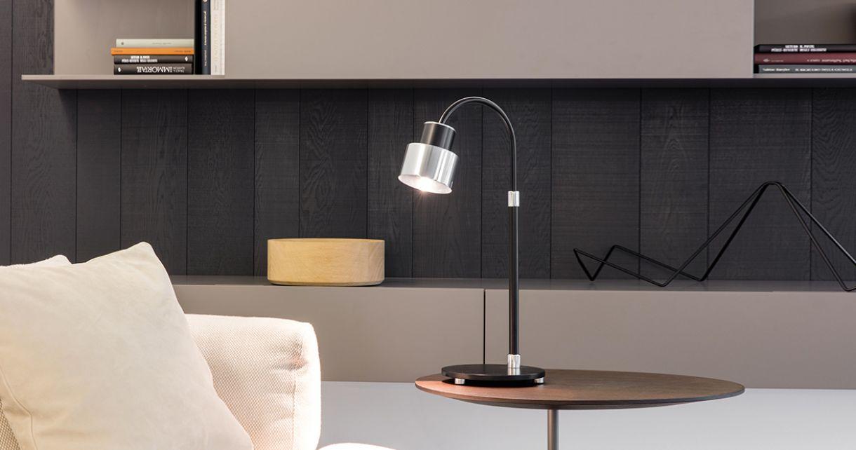 Kimada, slim body table lamp