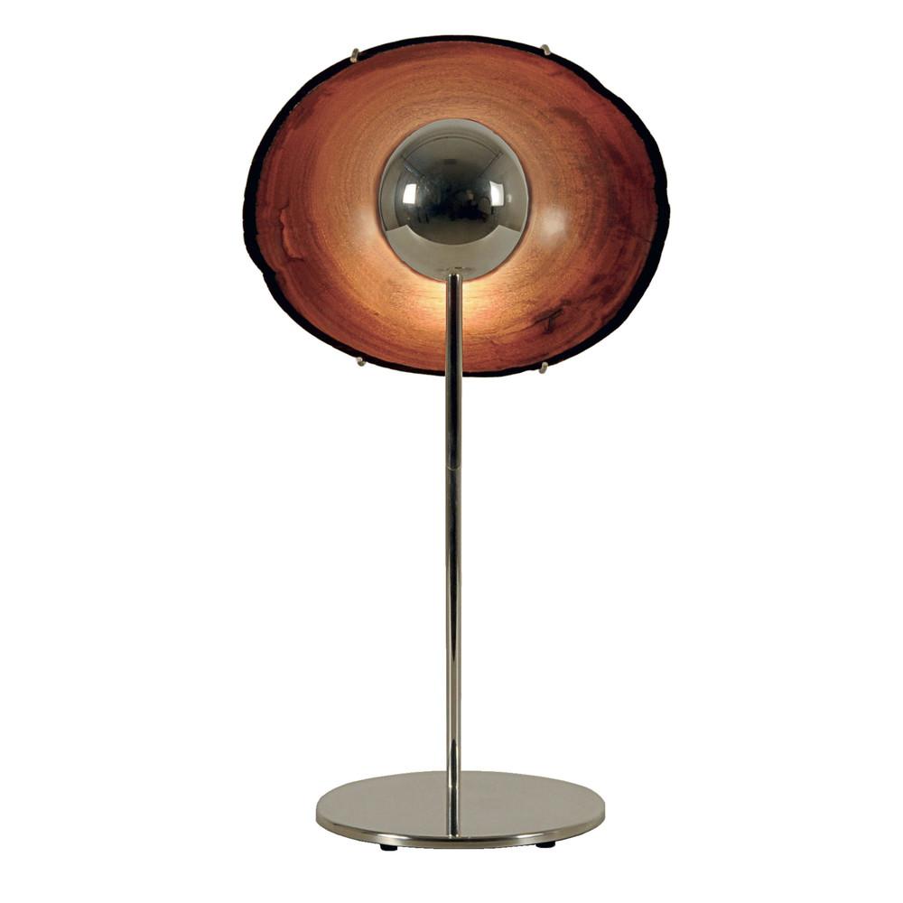 Cantante floor lamp by Claudia Moreira Salles / Etel Design, in gold