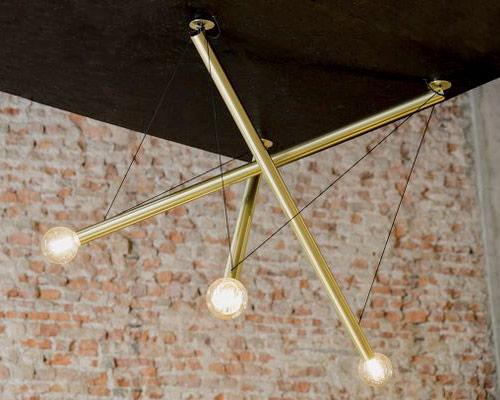 Ceiling lamp ED036 / Edizioni design