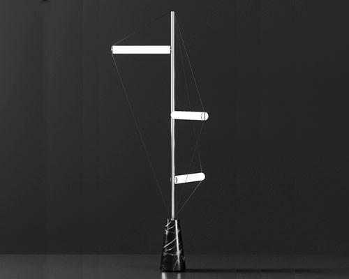Floor lamp ED047 / Edizioni design