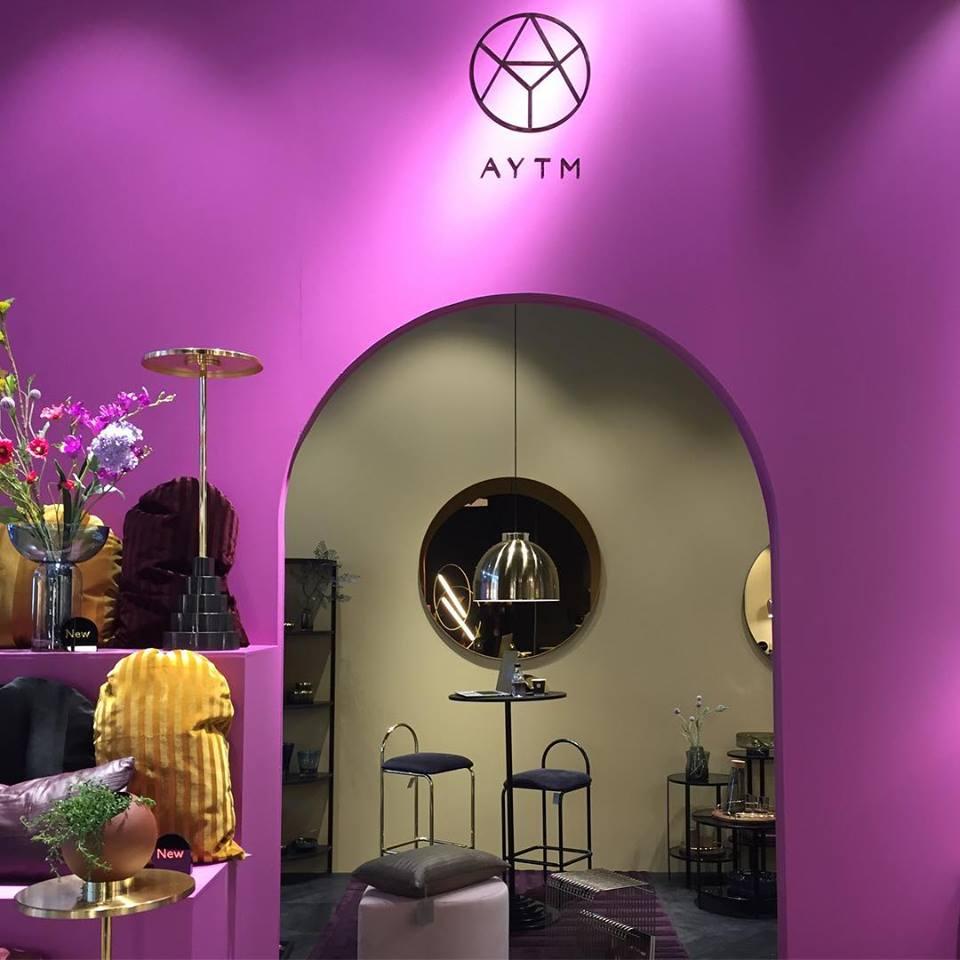 AYTM booth, Maison & Objet january 2019