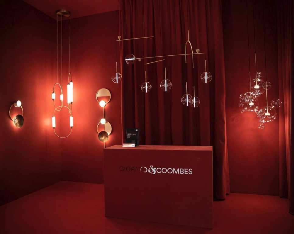 Giopato & Coombes booth, Maison & Objet january 2019