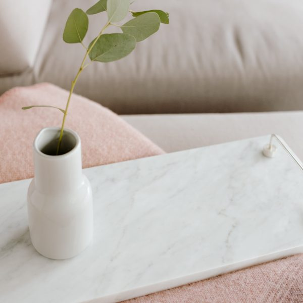 Form Tray Un'common / marble