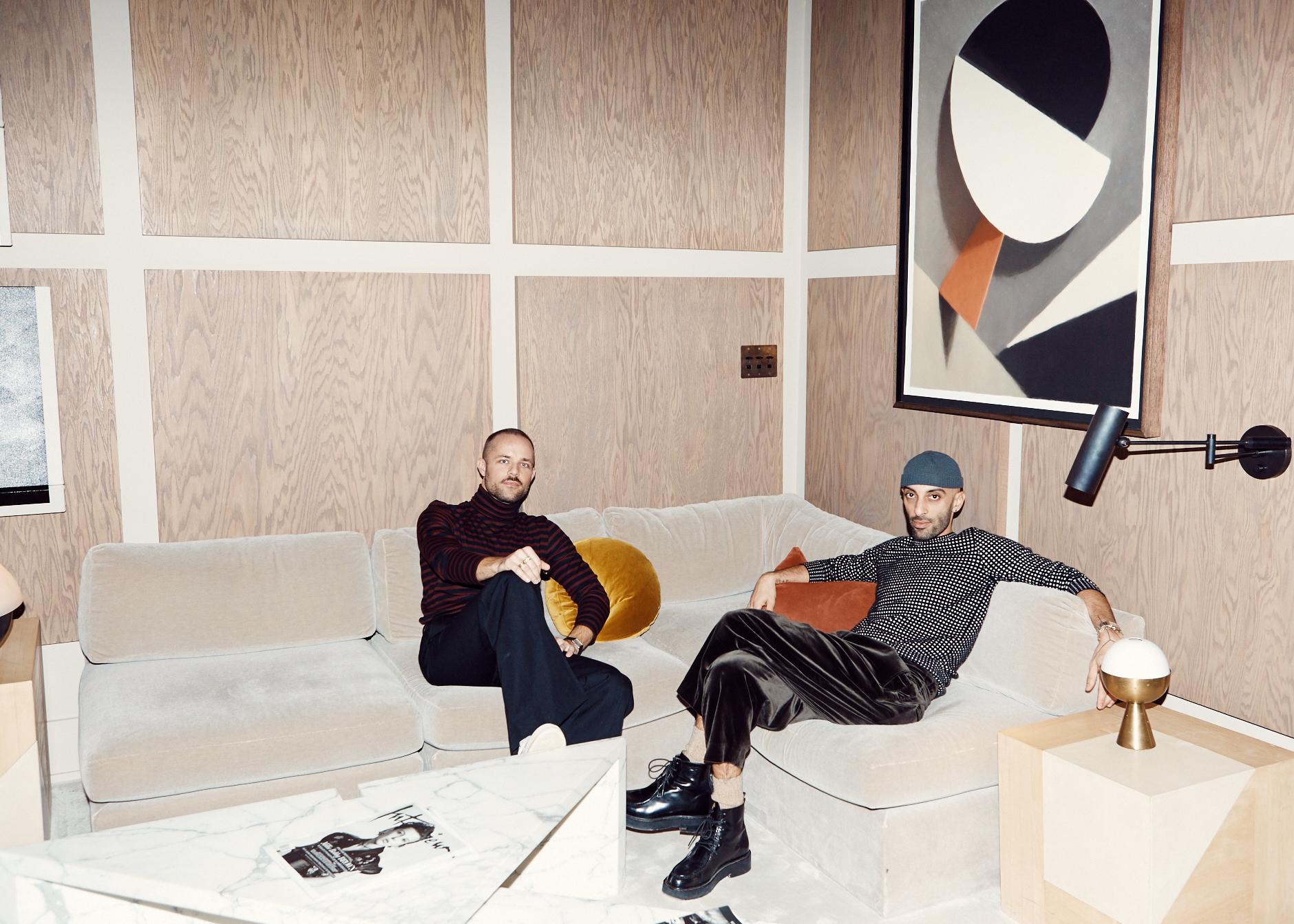 Gabriel Hendifar & Jeremy Anderson / Apparatus