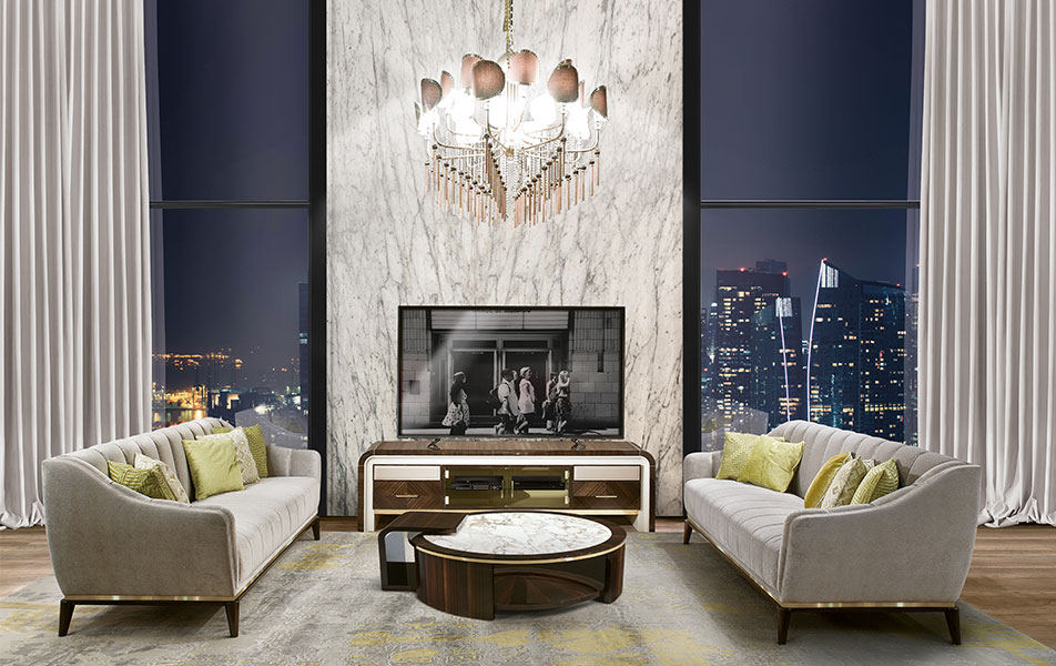 Ceppi style / Art design group (Italy), Classic & Luxury design hall, Stand No. W2-27, W2-30