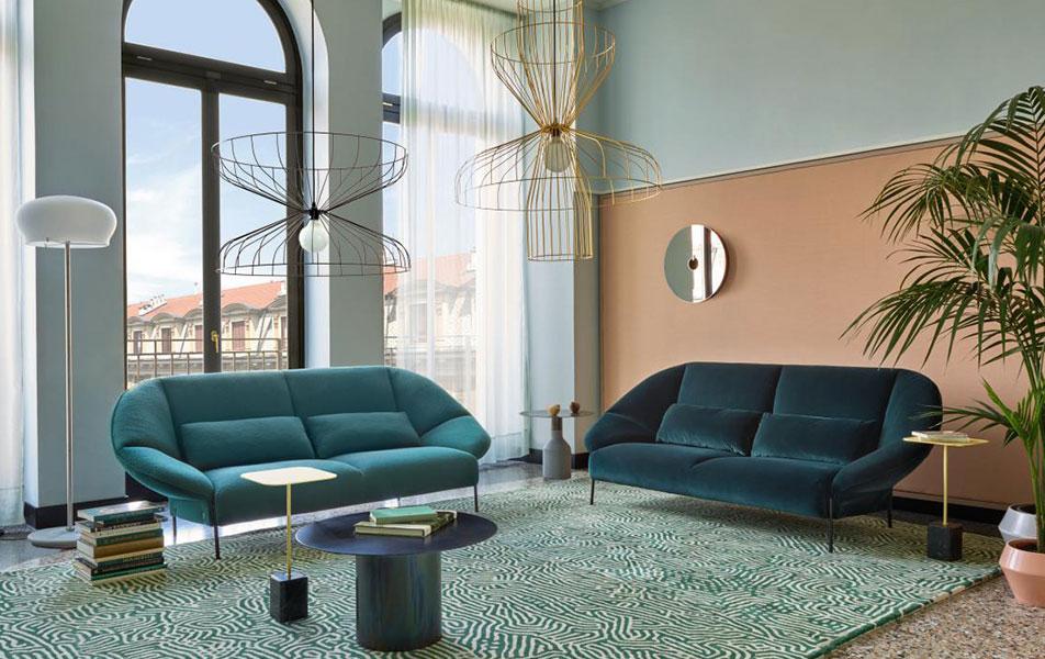 Ligne Roset (France), Contemporary design hall, Stand No. CG-140