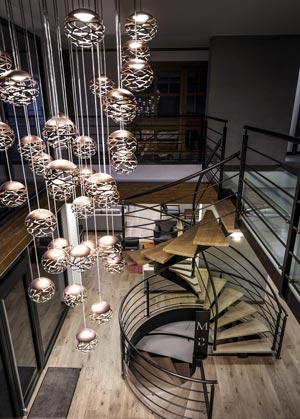 Studio Italia Design (Italy), Contemporary design hall, Stand No. F-27