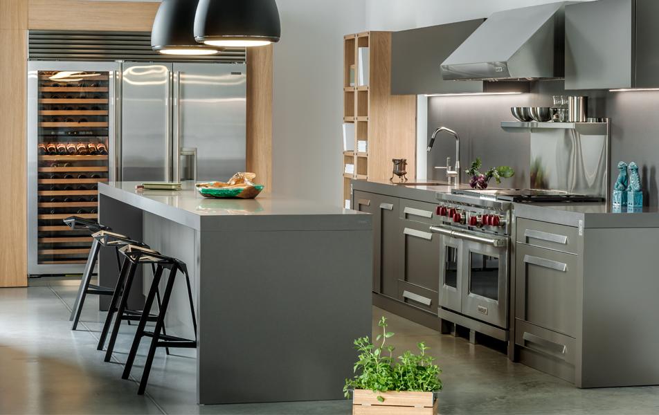 Sub-Zero &Wolf (United States), Kitchen & Bathroom design hall, Stand No. EG-32