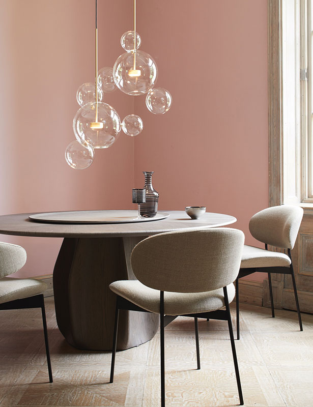 Bolle / Giopato & Coombes, brass and glass