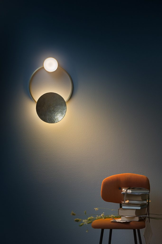 Gioielli / Giopato & Coombes, glass, brass and acrylic