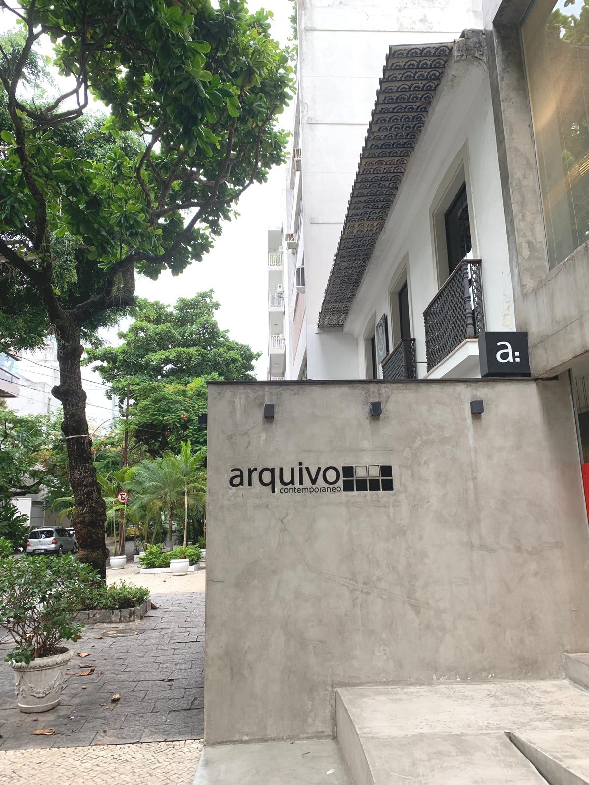 Arquivo Contemporâneo, Rio de Janeiro