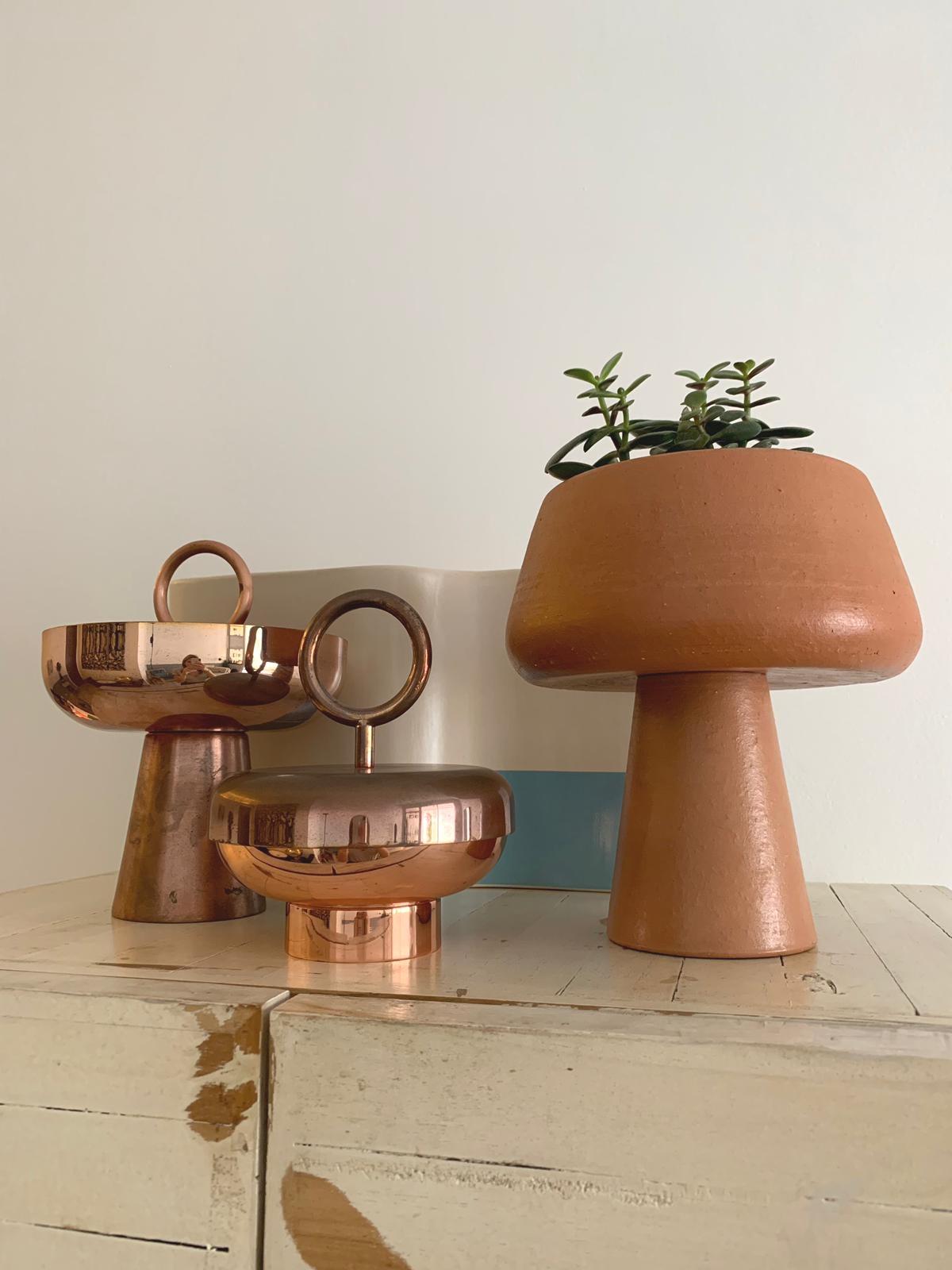 Stacks and Conterraneos / Jahara studio, various decorative objects