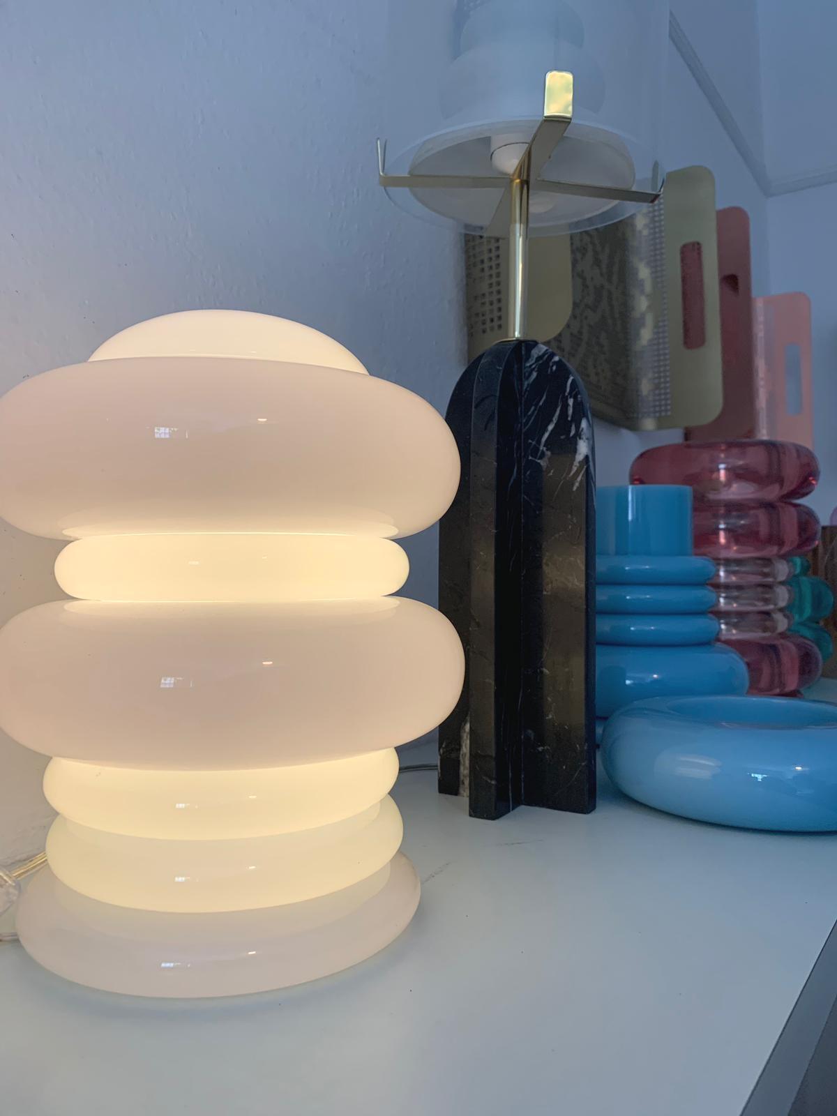 Argolas / Bianca Barbato, table lamp