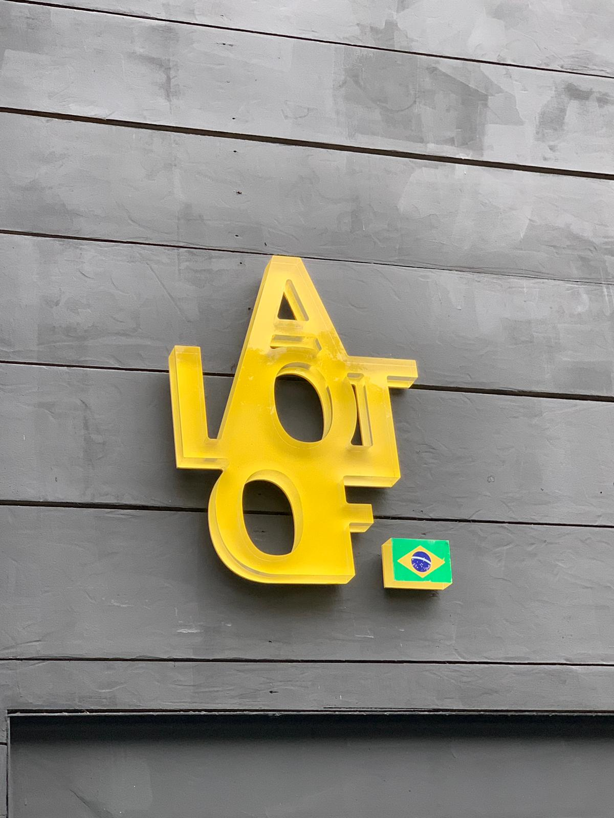 A lot of Brasil, Sao Paulo