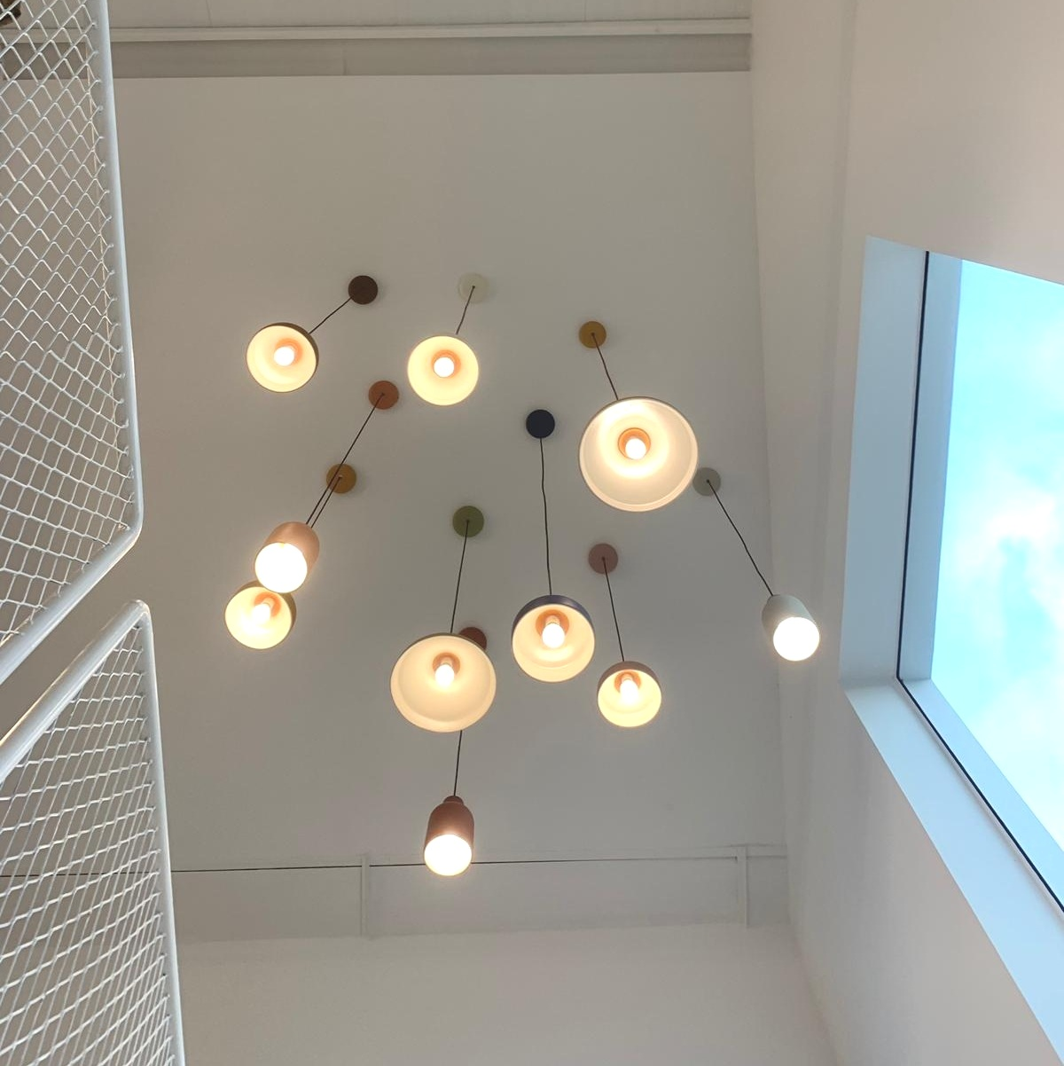 Suspensions / Cremme, lighting