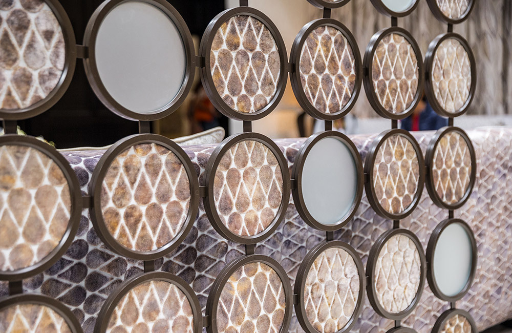 The international furnishing accessories fair / Milan
