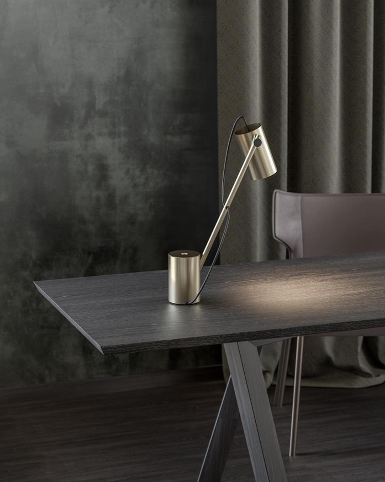 ED005 table lamp / Edizioni design