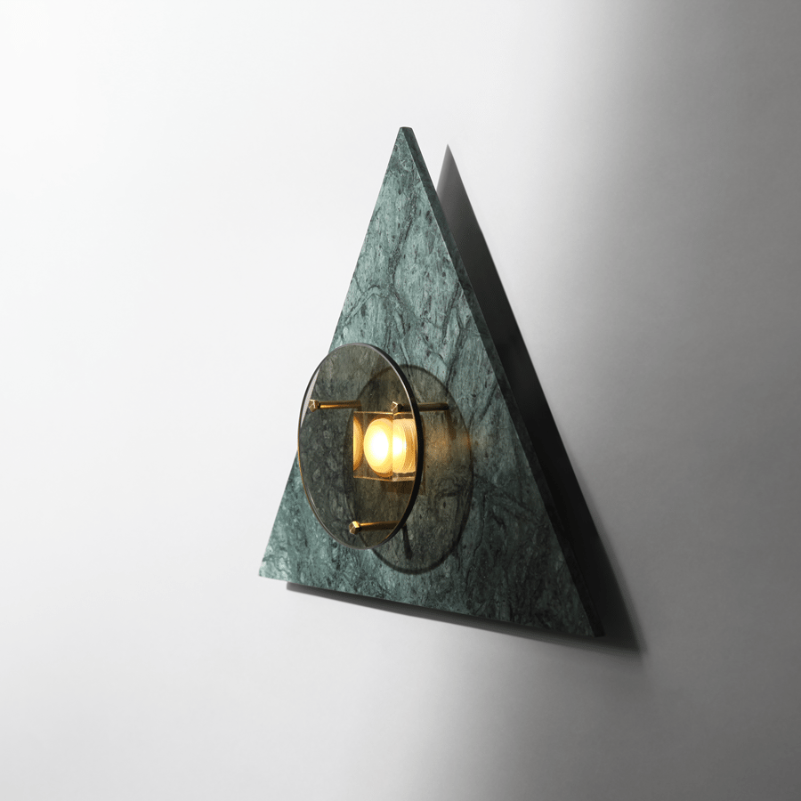Wall lamp Bermuda / Design Coco Reynolds for Marz Designs