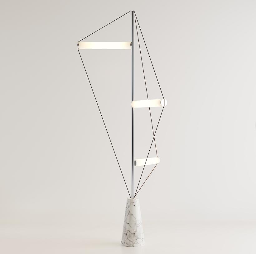 Floor lamp ED047 / Design Edizioni design