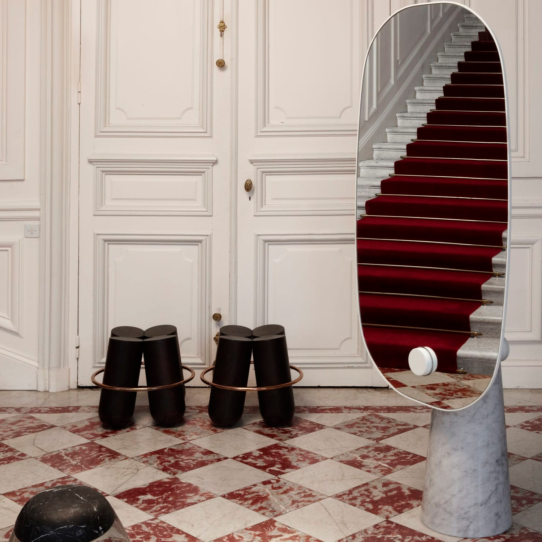 Mirror Iconic / Design Dan Yeffet & Lucie Koldova for La Chance