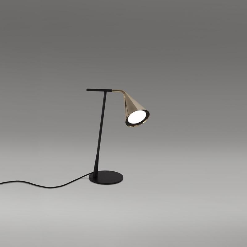 561.31 / Gordon, table lamp, halogen and LED, 30x45cm
