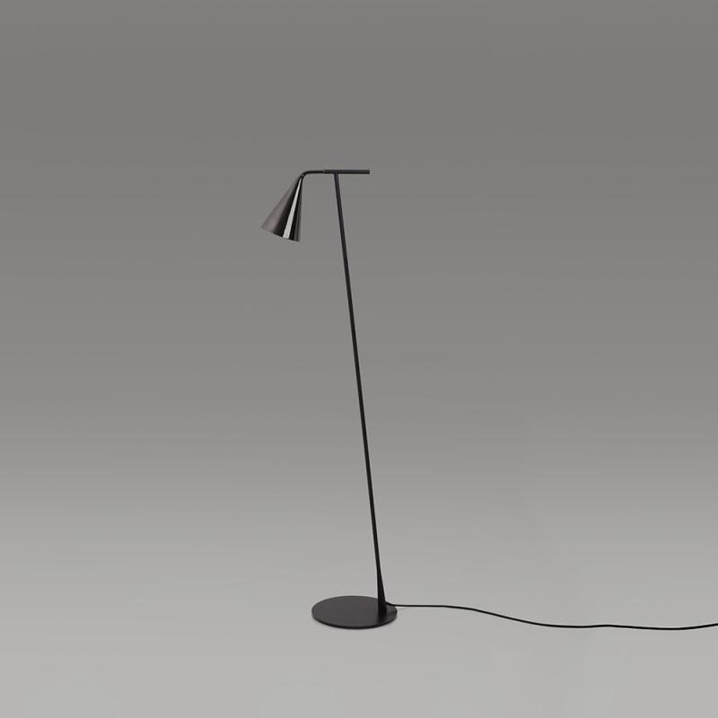 561.61 / Gordon, floor lamp, halogen and LED, 30x125cm