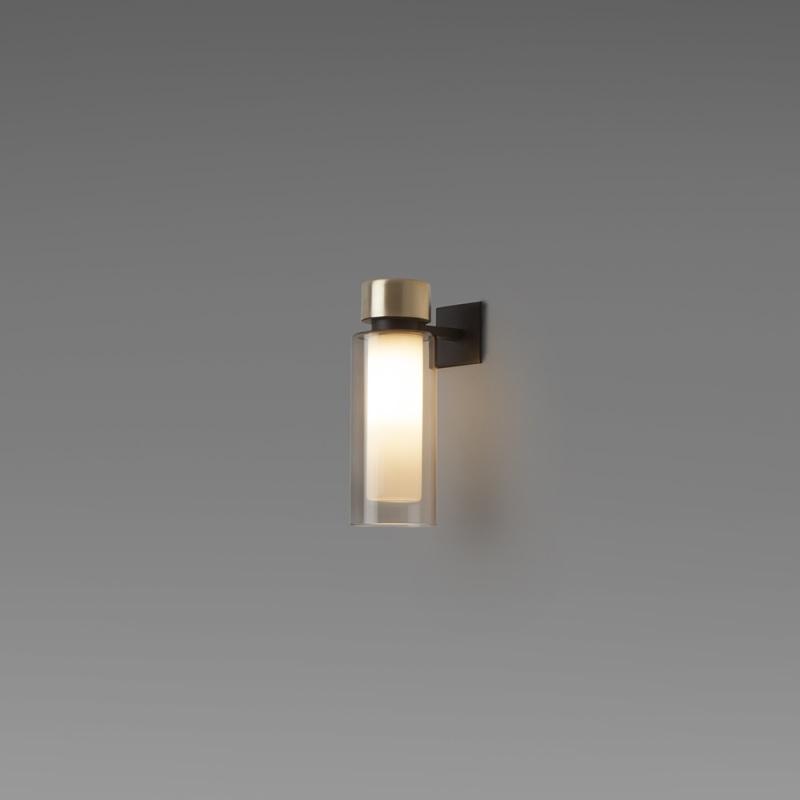 560.45 / Osman, wall lamp, halogen and LED, 8x23x11cm