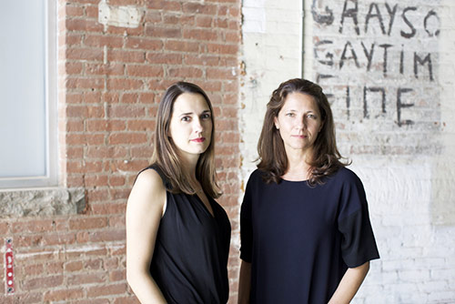 - Claire Pijoulat & Odile Hainaut -