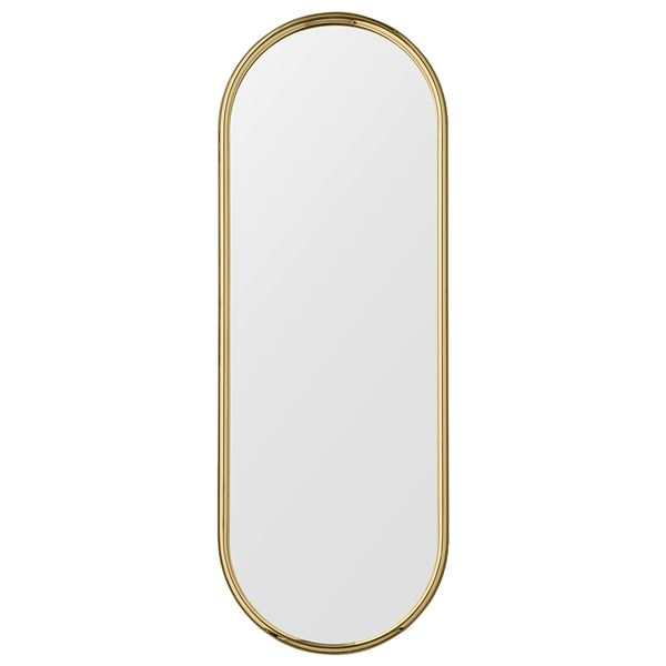 Angui / AYTM, glass and aluminum mirror, available in 2 different sizes, in gold, black, burgundy, green or pink