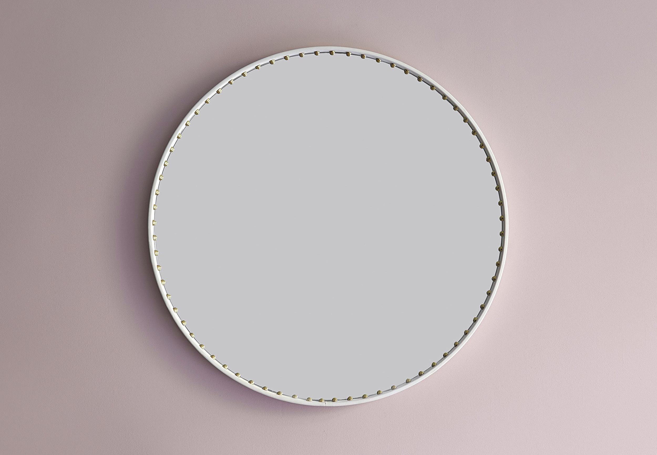 Stud mirror / Bethan Gray