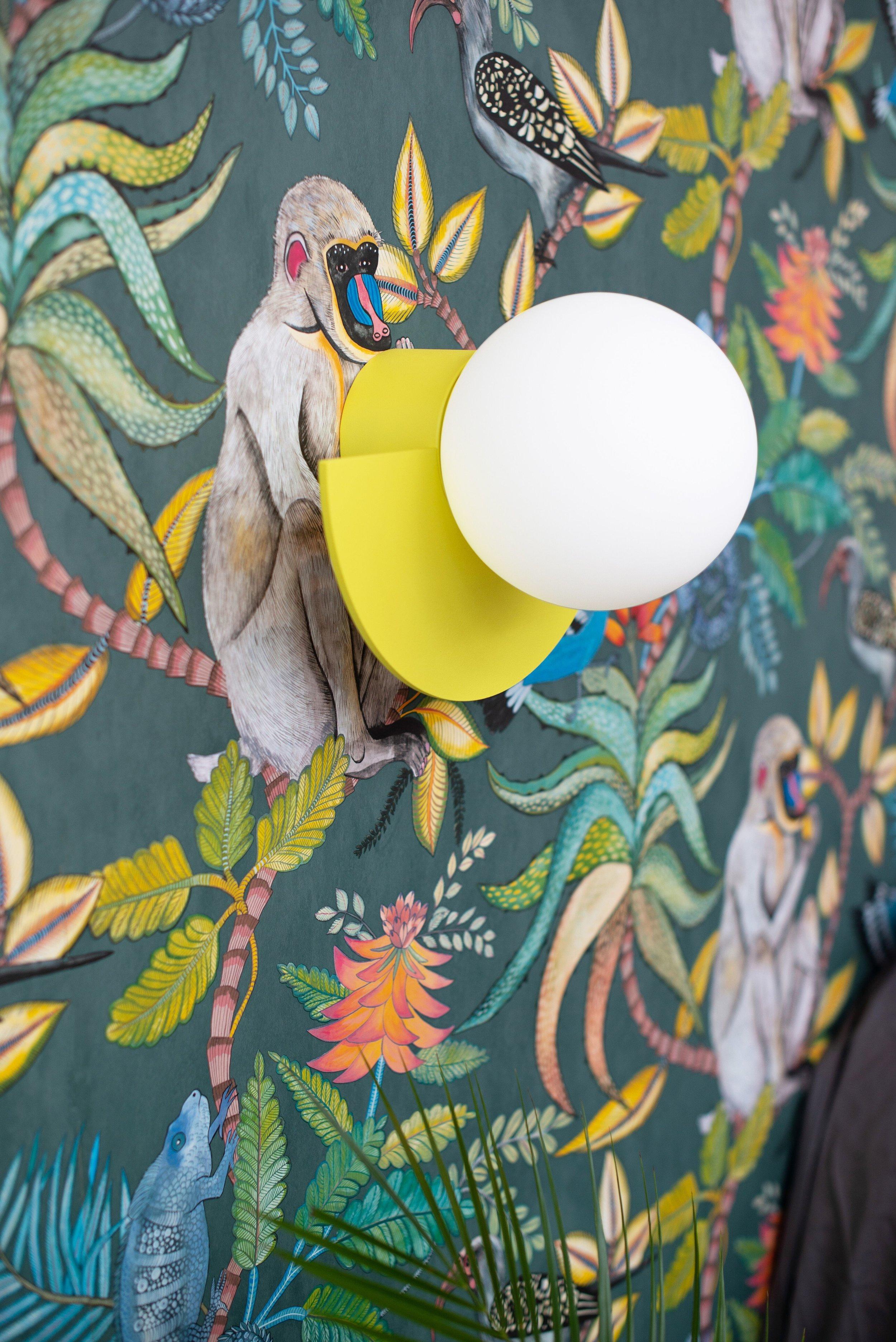 C.Lamp / Swedish Ninja, design Maria Gustavsson