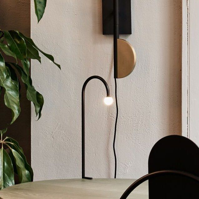 Arca, table lamp / Philippe Malouin for Matter Made