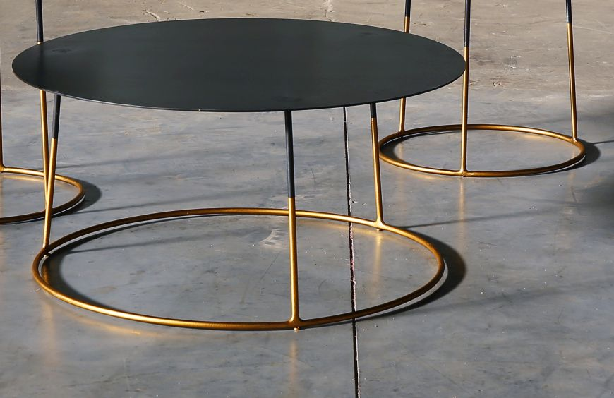 Nimbus Gold, table / Herrenhuis