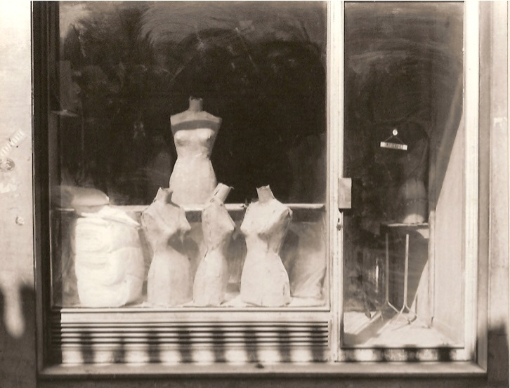 Out of time, gelatin silver print